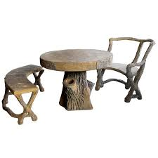 cement table and chairs 32 best concrete picnic tables images on pinterest cement