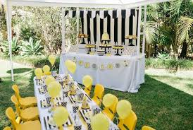 bumblebee party supplies bumble bee baby shower bumble bee baby shower table design