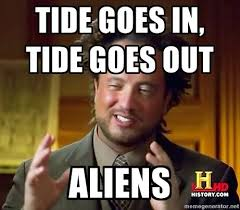 Aliens Picture Meme - ancient aliens meme weknowmemes