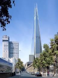london glass building tallest building in the world shard london bridge