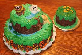 jungle themed birthday party zoo or jungle themed birthday and smash cake check out the other