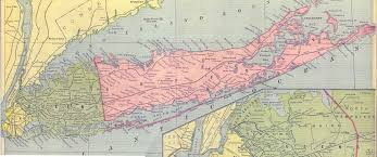 Old Map Of Suffolk County Maps
