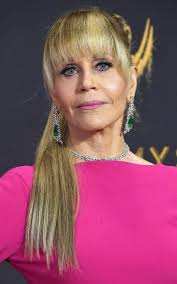 Can You Get Hair Extensions For Bangs by Has Jane Fonda Proved There U0027s An Age Limit To Wearing Hair Extensions