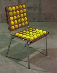 Sensory Seat Cushion Tennis Ball Chair 4 Steps With Pictures