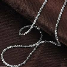 silver chain necklace wholesale images Sn100 simple design silver chain necklace custom necklace jewelry jpg