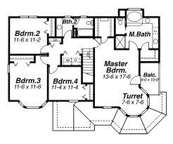 turret house plans house plan builder construction floor plans