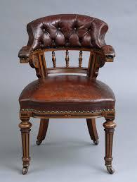 Antique Leather Armchairs For Sale Desk Chairs Antique Office Chair Wheels Oak Desk Au Vintage