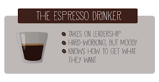 what your drink says about your personality what does your favorite coffee say about your personality i love