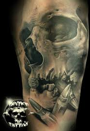 Skull Arm - 54 best skull tattoos for images on skull tattoos
