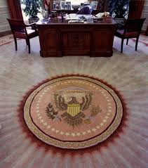 reagan s sunbeam rug oval office rug american village oval office oval office rug