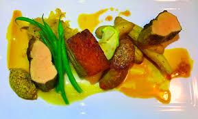 haute cuisine fare haute altitude haute cuisine at skadi restaurant