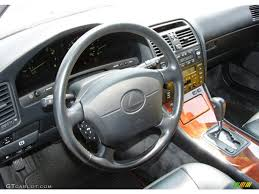 1997 lexus ls400 black interior 1997 lexus ls 400 photo 52731020 gtcarlot com