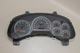 used gmc instrument clusters for sale