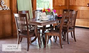 Dining Room Tables Made In Usa Quality Hardwood Wholesale Furniture Made In The Usa