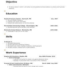 sle sales resume inside sales resume objective retail manager sle s
