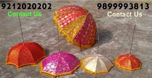 Indian Wedding Decorations Wholesale Rajasthani Umbrella Decoration Indian Wedding Umbrellas For Sale