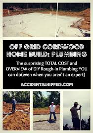 build your own home cost overview and total cost of diy rough plumbing in a slab when you
