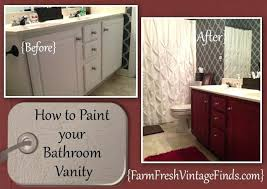how to paint bathroom cabinets white brown paint for bathroom cabinets photogiraffe me