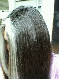 what enhances grey hair round the face 47 best white streak in hair inspirations images on pinterest