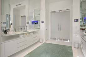 bathroom mirrors miami white bathroom mirrors the most amazing white framed bathroom