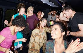 fan van party bus making the most of your party bus rental