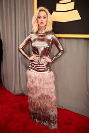 E Red Carpet Grammys Katy Perry Swears Live On Tv During Grammy Awards Red Carpet