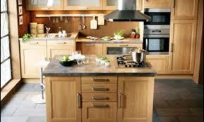 cuisine bois pas cher ilot de cuisine en bois arlot central cuisine ilot de