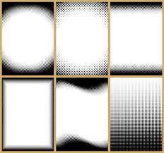 pattern fill coreldraw x6 quick tip creating vector halftones in corel draw