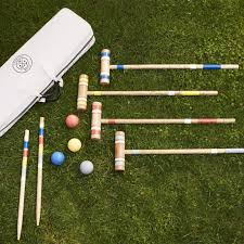 croquet set crate and barrel