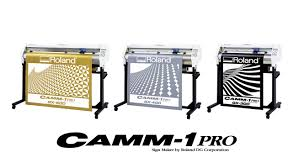 roland introduces camm 1 pro professional vinyl cutters news