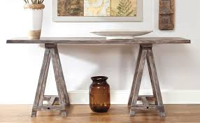 the beauty of rustic console table home furniture and decor