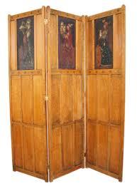 antique room divider rare arts u0026 crafts room divider f9821 joenevo