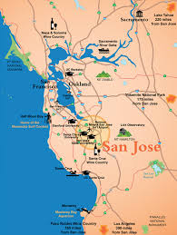 san jose district map san jose ca official website maps