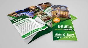 john l scott real estate brochures realty cards printing