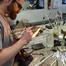 Glass Blowing Ventilation The Glass Park A Studio Tour Of A Glass Shop