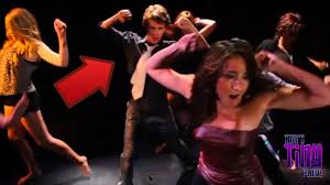 halloween dance background that one time i was a background dancer samstinyplace youtube