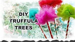 Dr Seuss Decorations Diy Truffula Trees Cheap Easy And Fast Dr Suess The Lorax