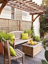 Deck Patio Designs by 104 Best Patio Ideas With Decks Porches Pergolas And Gardens
