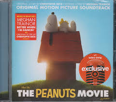 peanuts christmas soundtrack christophe beck the peanuts original motion picture
