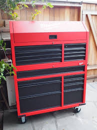rolling tool storage cabinets milwaukee 46 rolling tool storage chest cabinet review