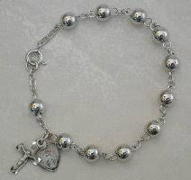 baby rosary bracelet s cathedral on line gift shop rosaries