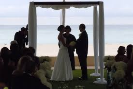 wedding arches rental miami wedding arch altar chuppah rental miami acqualina isles
