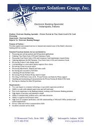 Customer Service Job Duties For Resume by Outstanding Technical Support Job Description Resume 11 On Sample