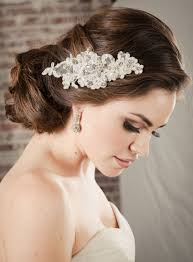 wedding hair accessories hair accessories bridal lace comb pearl rhinestone