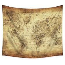 World Map Antique by Compare Prices On Antique World Map Wall Hanging Online Shopping