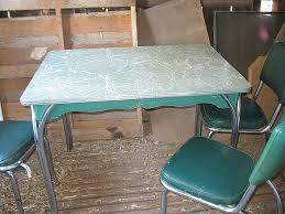 1950s Kitchen Furniture 1950s Kitchen Table And Chairs Inspirational Vintage Formica