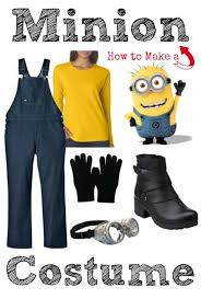 minion costume diy minion costume for grown ups but works for kids