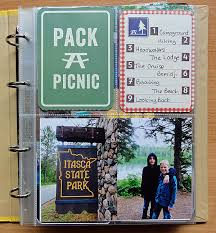 vacation photo albums a vacation album alternate albums write click scrapbook