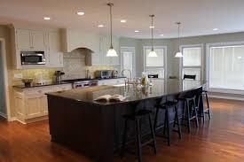 two tone kitchen wall ideas