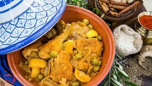 Recipes Chicken Tagine